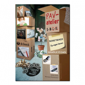 PAV - atelier L/XL - Budgetbeheer - handleiding