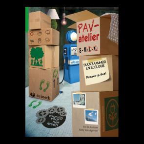PAV - atelier L/XL - Duurzaamheid en ecologie - leerwerkboek