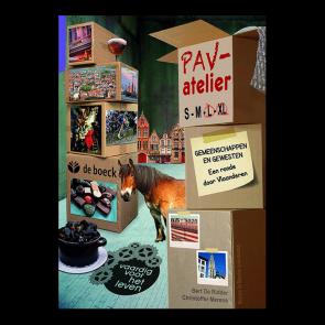 PAV - atelier L/XL - Gemeenschappen en gewesten - leerwerkboek