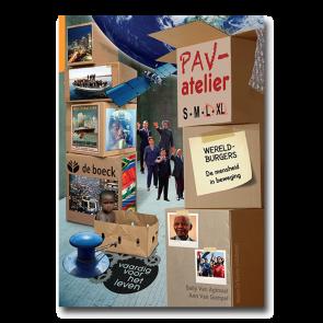 PAV - atelier L/XL - Wereldburgers - leerwerkboek