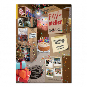 PAV - atelier M - Feesten en tradities - leerwerkboek