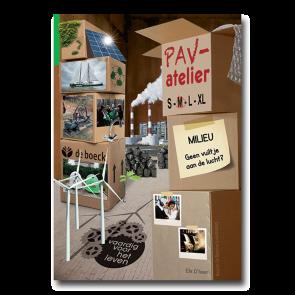 PAV - atelier M - Milieu - leerwerkboek