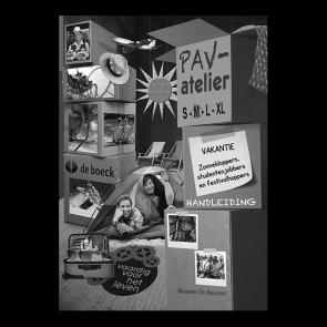 PAV - atelier M - Vakantie - handleiding