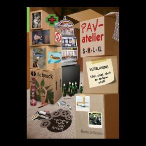 PAV - atelier M - Verslaving - leerwerkboek