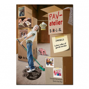 PAV - atelier M - Zakgeld - leerwerkboek