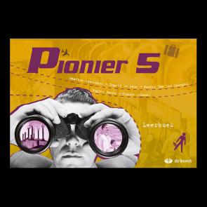 Pionier 5 Handleiding (incl. cd en dvd)