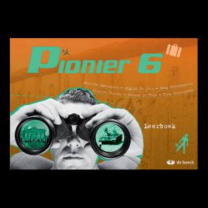Pionier 6 Handleiding (incl. cd en dvd)