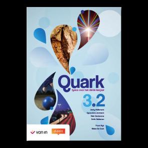 Quark 3.2 - leerwerkboek