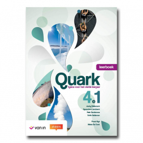 Quark 4.1 - leerboek