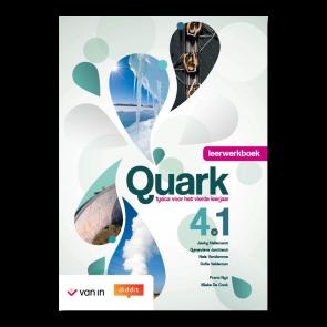 Quark 4.1 - leerwerkboek