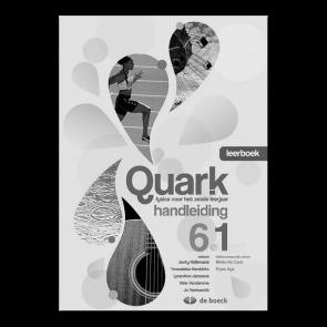 Quark 6.1 - handleiding (+ cd-rom)- pk