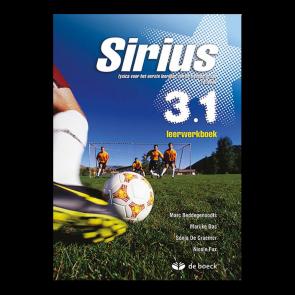 Sirius 3.1 - leerwerkboek