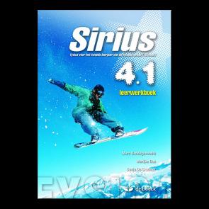 Sirius 4.1 - leerwerkboek