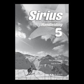 Sirius 5 - handleiding