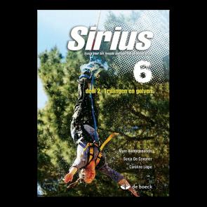 Sirius 6 - deel 2 - Trillingen en golven - leerboek
