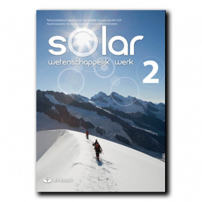 Solar 2 Wetenschappelijk Werk Leerwerkschrift