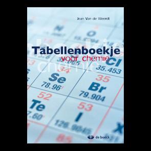 Tabellenboekje voor chemie (per 5 exemplaren)