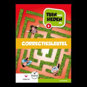 Tuin van Heden.nu 4 - Correctiesleutel