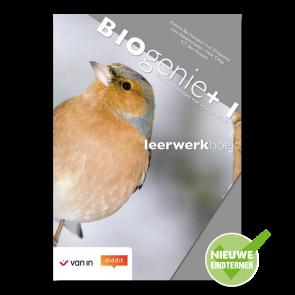 BIOgenie+ 1 Leerwerkboek (editie 2019)