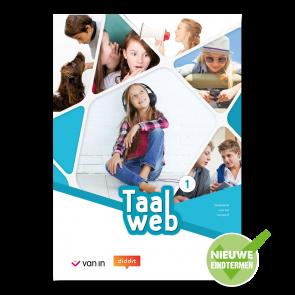 Taalweb 1 Leerwerkboek (editie 2019)