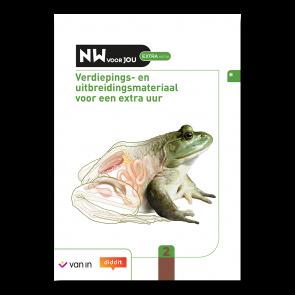 NW voor JOU 2 Leerkwerkschrift  - extra editie (2u/w) (editie 2019)