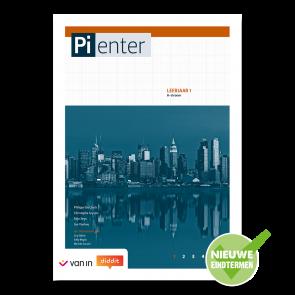 Pienter 1 leerwerkschrift (editie 2019)