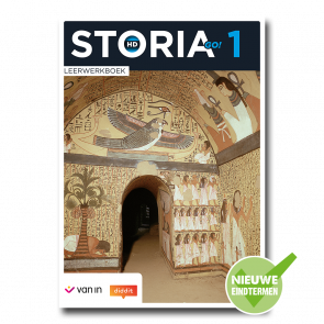 Storia GO! HD 1 - comfort plus pack diddit