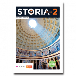STORIA HD classic 2 Werkschrift