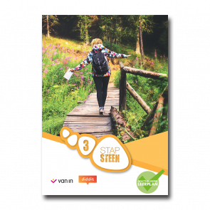 StapSteen 3 Comfort Pack (nieuwe editie)