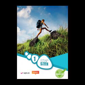 StapSteen 1 Leerwerkboek (nieuwe editie)