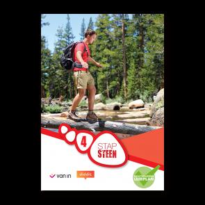 StapSteen 4 Leerwerkboek (nieuwe editie)