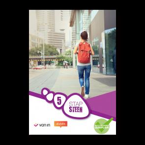 StapSteen 5 Leerwerkboek (nieuwe editie)
