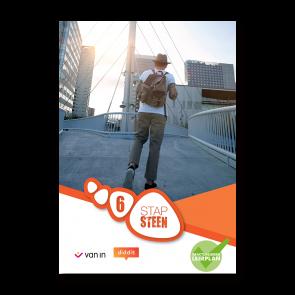 StapSteen 6 Leerwerkboek (nieuwe editie)