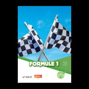 Formule 1 - 2B Leerwerkschrift (editie 2020)
