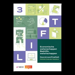 Lift 3 D KathOndVla: Economische - en bedrijfswetenschappen - Leerwerkboek