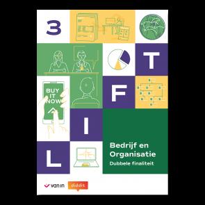 Lift 3 D/A: Bedrijf en organisatie - Leerwerkboek