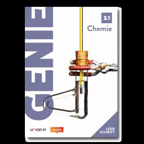 GENIE Chemie 3 - Leerschrift 1u