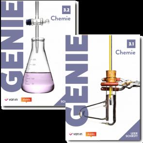 Genie Chemie 3 - comfort plus pack