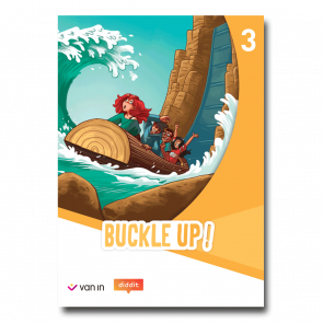 Buckle Up! 3 - Leerwerkboek