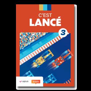 C'est Lancé 3 - Leerwerkboek
