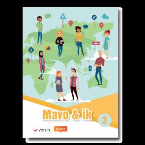 MAVO & Ik 3 A - Leerwerkboek