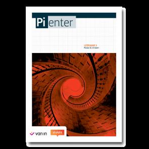 Pienter XL 3 D - Leerwerkboek - deel I