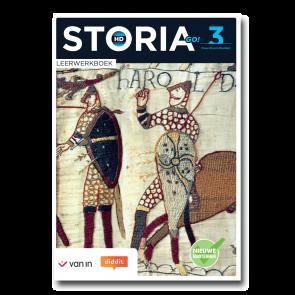 STORIA HD GO! 3 D - Leerwerkboek