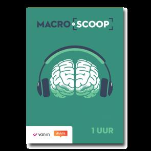 MacroScoop 3 - Leerwerkboek (1u)