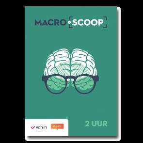 MacroScoop 3 - Leerwerkboek (2u)