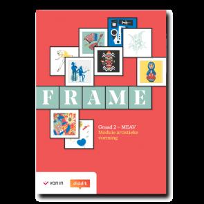 Frame Artistieke vorming - Leerwerkboek
