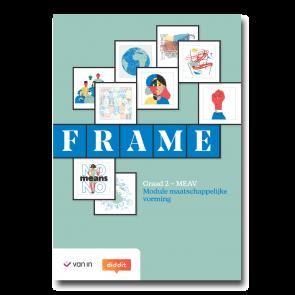 Frame Maatschappelijke vorming - Leerwerkboek