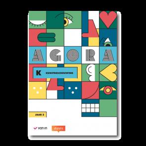 Agora 3 kunstbeschouwing - Leerwerkboek
