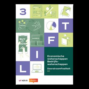 Lift 3 D GO!: Economische - en bedrijfswetenschappen - Leerwerkboek
