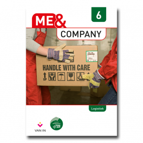 ME & Company 6 - keuzemodules Logistiek - Leerwerkboek